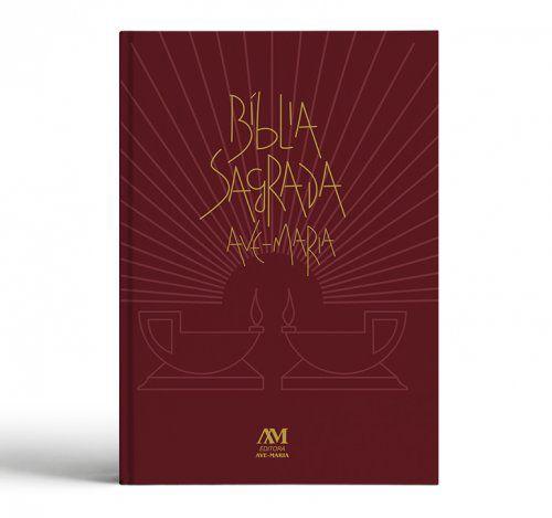 Bíblia Católica Edição Comemorativa - 60 Anos Ave Maria