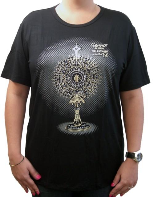Camiseta Ostensório marca Ágape
