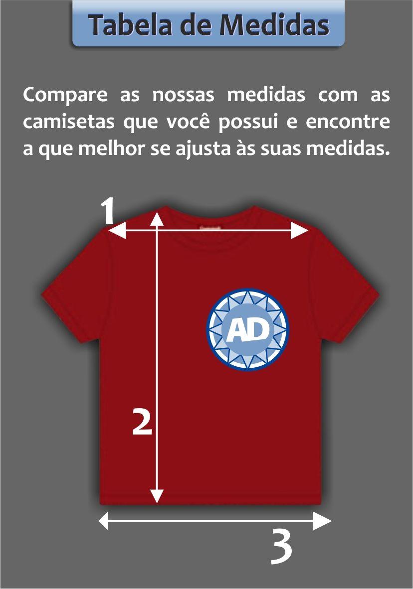 Camiseta São Jorge marca Ágape