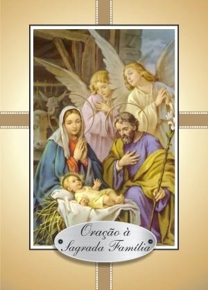 Oração Sagrada Família