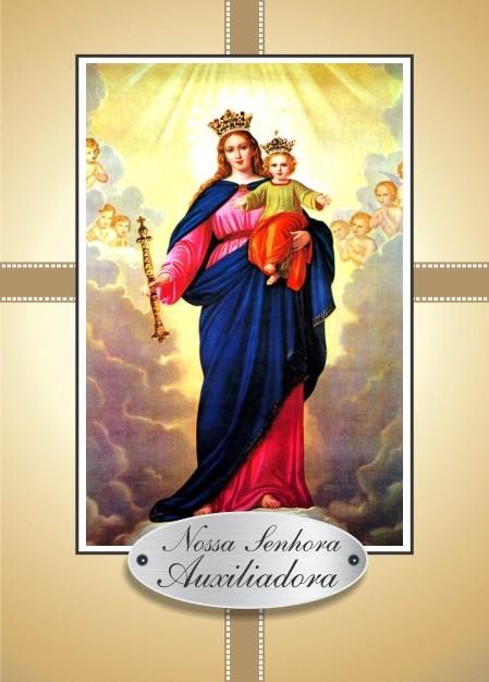 Oração Nossa Senhora Auxiliadora