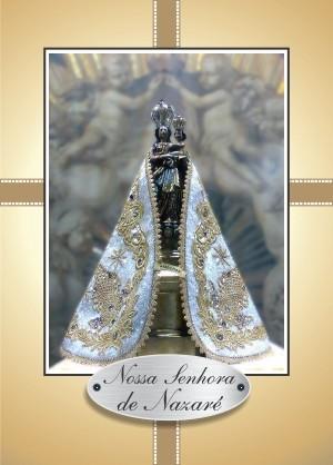 Oração Nossa Senhora de Nazaré