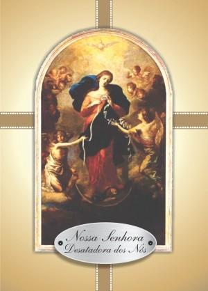 Santinhos com Oração Nossa Senhora Desatadora dos Nós