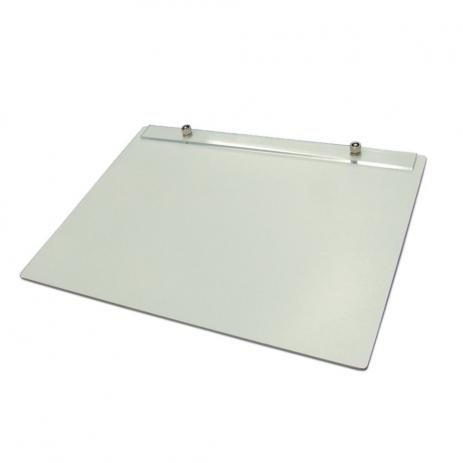 Prancheta Portátil Desenho Técnico Madeira Branco A4 - Fenix