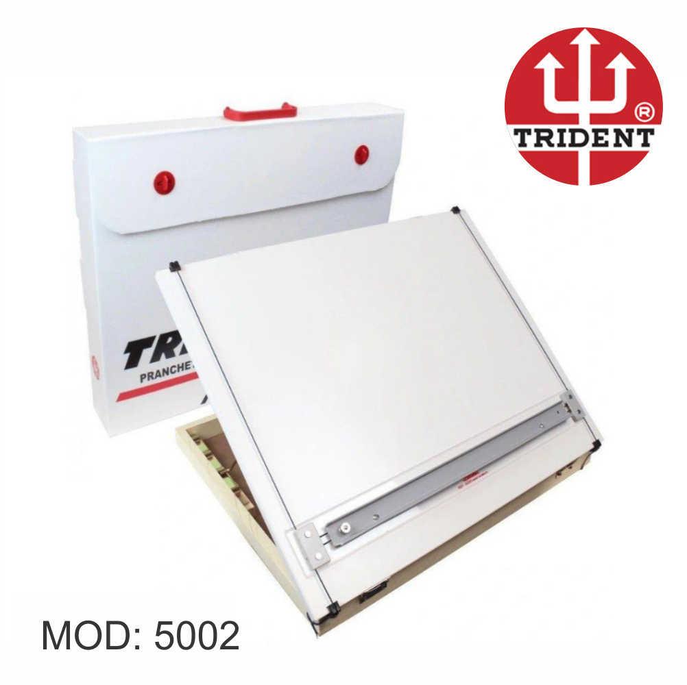 Prancheta Trident Mod 5002 A2 Desenho Técnico Régua Paralela