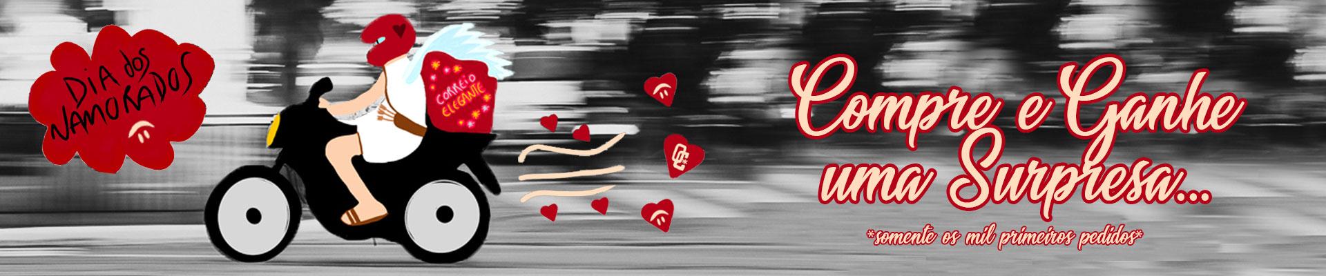 Dia dos Namorados - Overcome