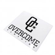 """Adesivo Overcome """"Logo"""""""