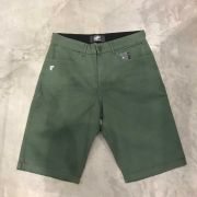 """Bermuda Famous """"Stars And Straps"""" Verde"""