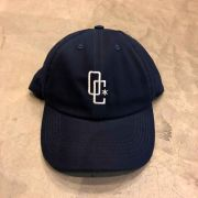 "Dad Hat Overcome ""Logo"" Azul Marinho/Branco"