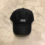 """Dad Hat Overcome """"Hype"""" Preto"""