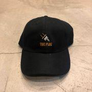 """Dad Hat Overcome """"The Plug"""" Preto"""