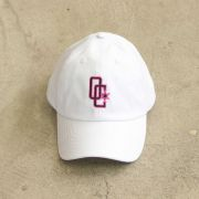 "Dad Hat Overcome ""Trademark"" Branco"