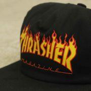 Boné Snapback Thrasher