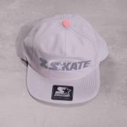 "Boné Starter Aba Reta ""100% Skate"" Cinza"