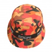 "Bucket Overcome ""Camo"" Laranja"