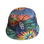 """Bucket Overcome """"Logo"""" Tie Dye Forest"""