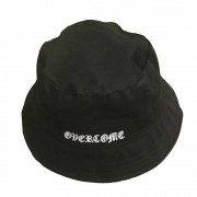 "Bucket Overcome ""Script"" Preto"