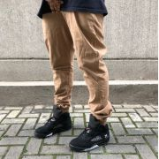 CALÇA JOGGER THE ROCKS BEGE
