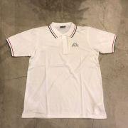 Camisa Polo Kappa Branca