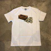 "Camiseta DGK ""Money Bag"" Branca"