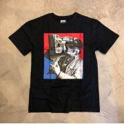 "Camiseta DGK ""Skull Hip Hop"" Preta"