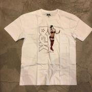"""Camiseta DGK """"Support"""" Branca"""