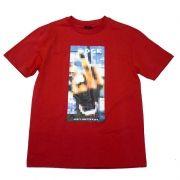 """Camiseta DGK """"Toss It Up"""" Vermelha"""
