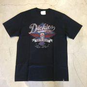 "Camiseta Dickies ""Live Fast"" Preto"