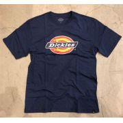 Camiseta Dickies Logo Azul