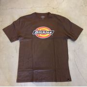 "Camiseta Dickies ""Logo"" Marrom"