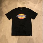 Camiseta Dickies Logo Preta