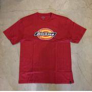 "Camiseta Dickies ""Logo"" Vermelho"