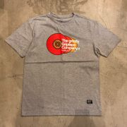 """Camiseta Grizzly """"Bear-Ings """" Cinza"""