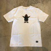 "Camiseta Grizzly ""Joslin Pro Bear"" Branca"