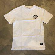 "Camiseta Grizzly ""G&C Classic"" Branca"