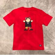 "Camiseta Grizzly ""Lil Red"" Vermelha"