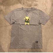 "Camiseta Grizzly ""Og Bear Big Kahuna"" Cinza"