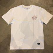 "Camiseta Grizzly ""Sunshower"" Branca"