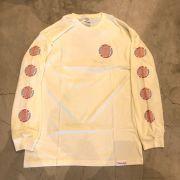 "Camiseta Manga Longa Diamond ""Spiral"" Creme"
