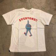 "Camiseta Other Culture ""Everyone"" Branca"