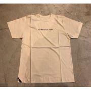 """Camiseta Other Culture """"LV"""" Creme"""