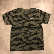 "Camiseta Other Culture "" Mini OC Logo "" Camo"