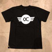 """Camiseta  Other Culture """" OC Logo """" Preta"""