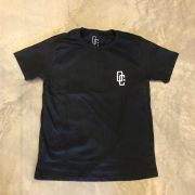 "Camiseta Overcome Co ""Aways"" Preta"