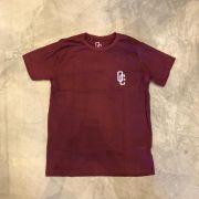 "Camiseta Overcome Co ""Stay Hidrated"" Bordô"