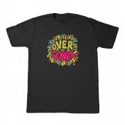 """Camiseta Overcome """"Have Fun"""" Preta"""