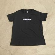 "Camiseta Overcome ""Logobox"" Preta"