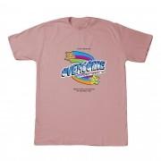 "Camiseta Overcome ""Therapy Inc"" Rosa"