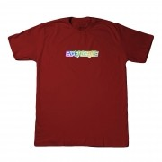 "Camiseta Overcome ""Tokyo"" Bordô"