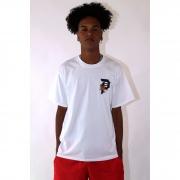 """Camiseta Primitive """"Dirty P Scorpion"""" Branca"""